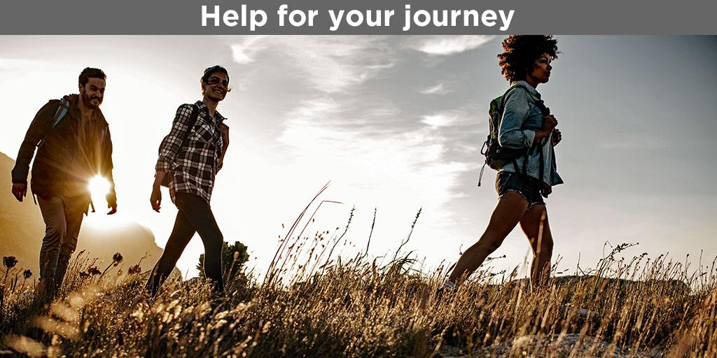 Adopting new technology journey [image]