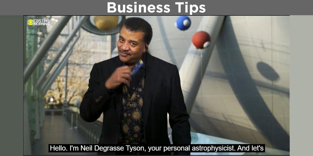 Neil Degrasse Tyson [image]