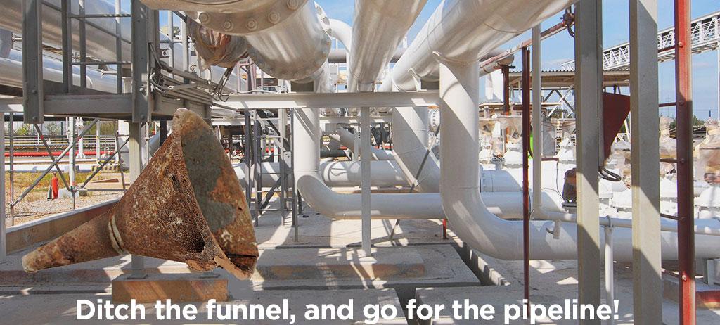 Define sales pipeline